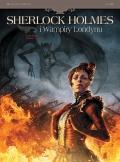 Sherlock Holmes i Wampiry Londynu # 2: Umarli i żywi