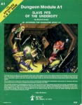 Slave Pits of the Undercity (A1) (1st printing)