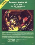 Slave Pits of the Undercity (A1) (3rd printing)