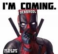 Spot promujący wydanie DVD i Blu-Ray Deadpoola