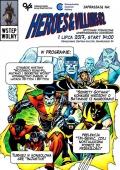 Spotkanie poświęcone amerykańskiemu komiksowi
