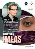 Spotkanie z Agnieszką Hałas w Lublinie