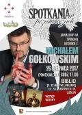 Spotkanie z Michałem Gołkowskim w Lublinie