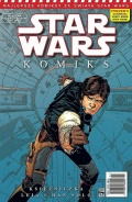 Star Wars Komiks #55 (1/2014): Księżniczka Leia i Han Solo