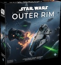 Star Wars: Outer Rim - nowa gra planszowa od Fantasy Flight Games