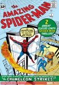 The Amazing Spider-Man (1963) #1