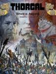 Thorgal #32: Bitwa o Asgard (twarda oprawa)