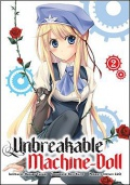 Unbreakable Machine-Doll #2