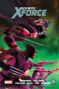 Uncanny X-Force #3: Inny Świat