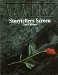 Vampire Storytellers Screen, 2nd Ed.