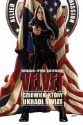 Velvet (wydanie zbiorcze) #3: Człowiek, który ukradł świat