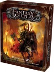 Warhammer Fantasy Roleplay 3 ed. - Omens of War