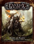 Warhammer Fantasy Roleplay 3 ed. - Signs of Faith
