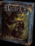 Warhammer Fantasy Roleplay 3 ed. - The Witch's Song
