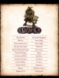 Warhammer Fantasy Roleplay 3rd Edition Rules Summary v2