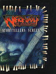 Werewolf Storytellers Screen, 2nd Ed.