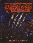 Werewolf: the Apocalypse, second edition