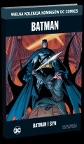 Wielka Kolekcja Komiksów DC Comics 5- Batman i Syn