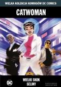 Wielka Kolekcja Komiksów DC Comics - Catwoman #11: Wielki skok Seliny
