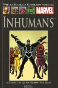 Wielka Kolekcja Komiksów Marvela #109: Inhumans