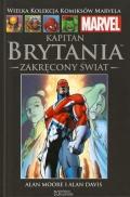Wielka Kolekcja Komiksów Marvela #128: Kapitan Brytania: Zakręcony świat