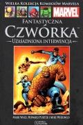 Wielka Kolekcja Komiksów Marvela #41: Fantastyczna Czwórka: Uzasadniona Interwencja
