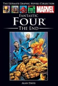 Wielka Kolekcja Komiksów Marvela #52: Fantastyczna Czwórka - Koniec