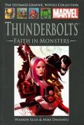 Wielka Kolekcja Komiksów Marvela #57: Thunderbolts - Wiara w potwory