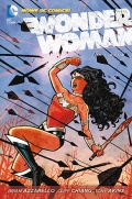 Wonder Woman #1: Krew