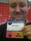 Worldcon 2014 okiem Simona Zacka