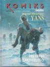 Yans #01: Przybysz z przyszłości (Komiks Fantastyka #2)