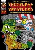 Zbiorcze wydanie Vreckless Vrestlers