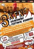 Zbliża się 3. Krakowski Festiwal Komiksu