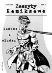 Zeszyty Komiksowe #08: Komiks a władza