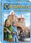 Zima w Carcassonne