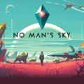 Złote No Man's Sky