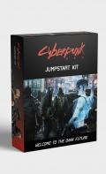 Znamy okładkę Cyberpunk Red Jumpstart Kit