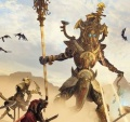 tomb Kings nową frakcją w Total War: Warhammer II